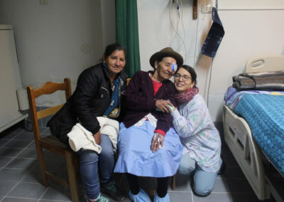 A Happy Patient After Surgery