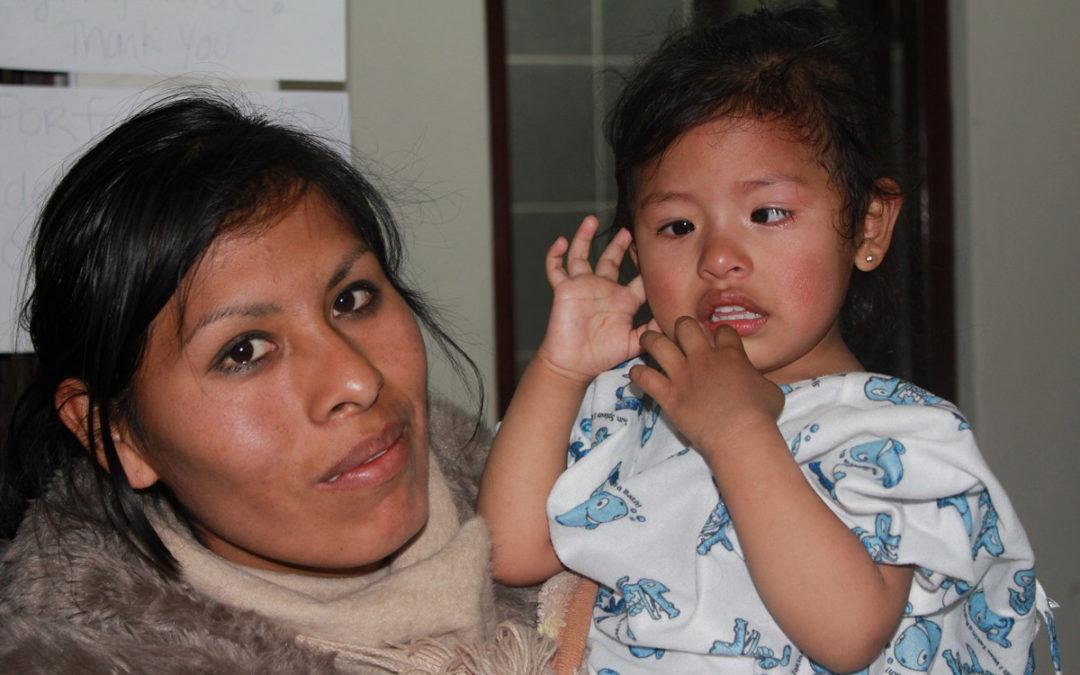 Coya, Peru – October, 2012