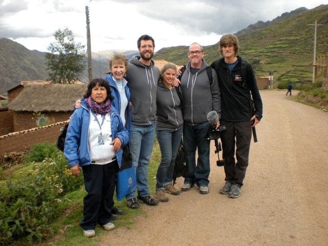 Coya, Peru – April, 2012