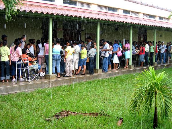 Granada, Nicaragua – August, 2007