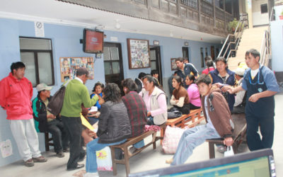 Coya, Peru – November, 2012