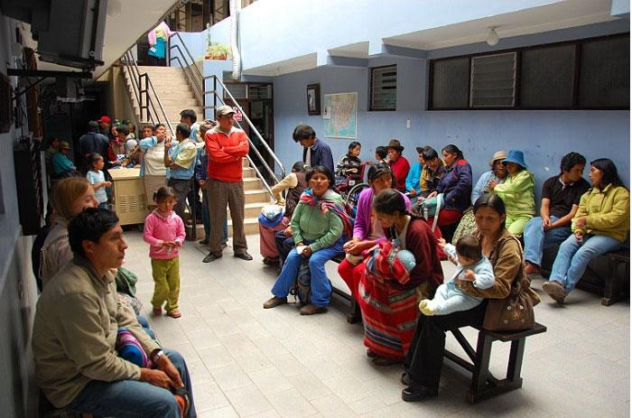 Coya, Peru – February, 2010