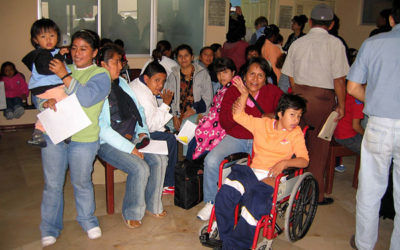 Riobamba, Ecuador – June, 2006