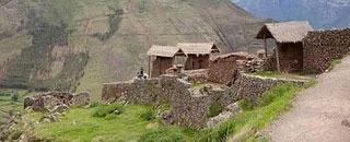 The Pisac Ruins
