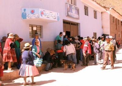 True Peruvian Patience