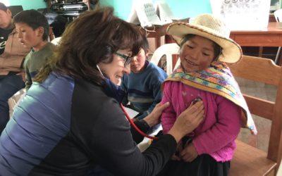 Coya, Peru – September, 2017